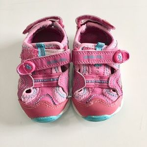 Stride Rite toddler shoes/ sandals 4